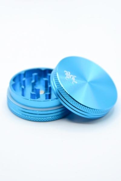 Alu Grinder 2 Teilig blau