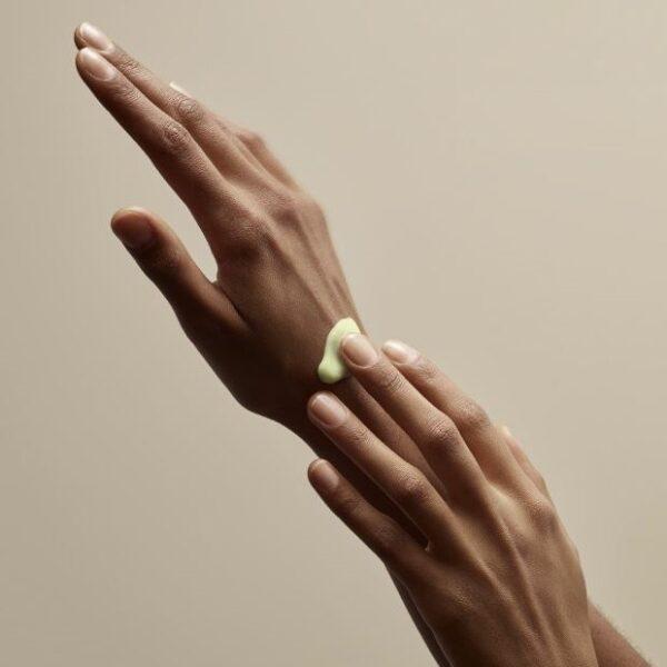 Bio CBD Handcreme Anwendung